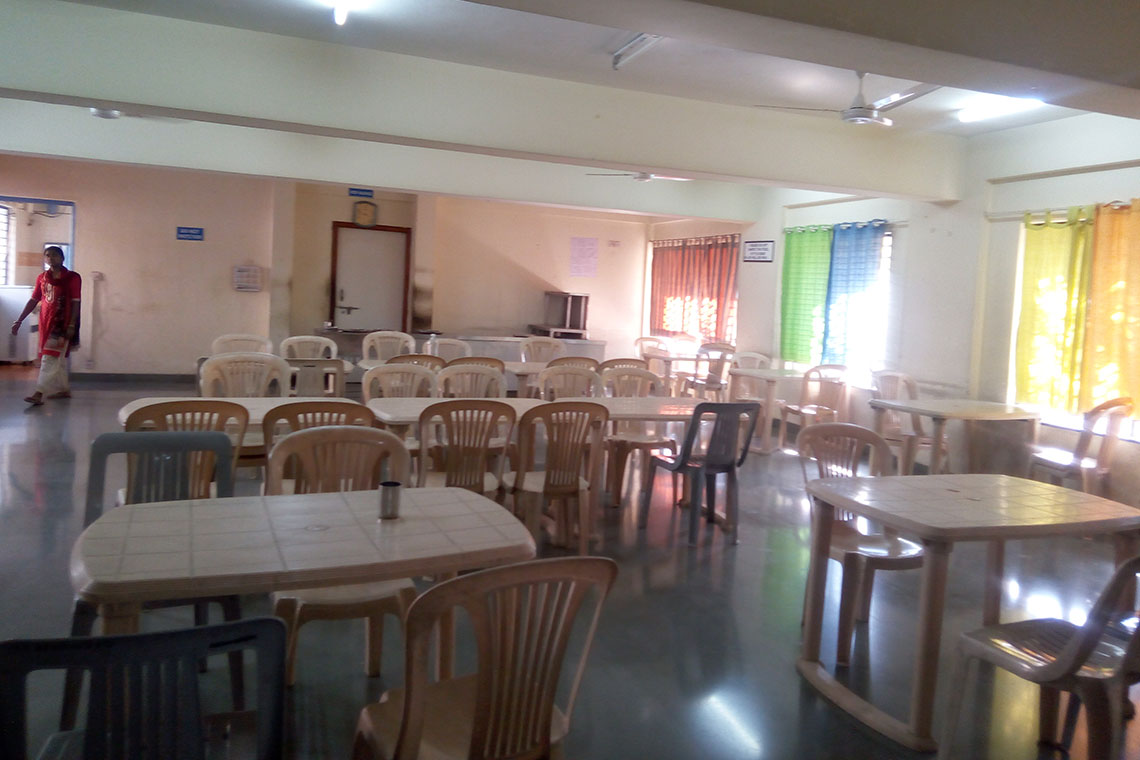 ILS Ladies Hostel Mess