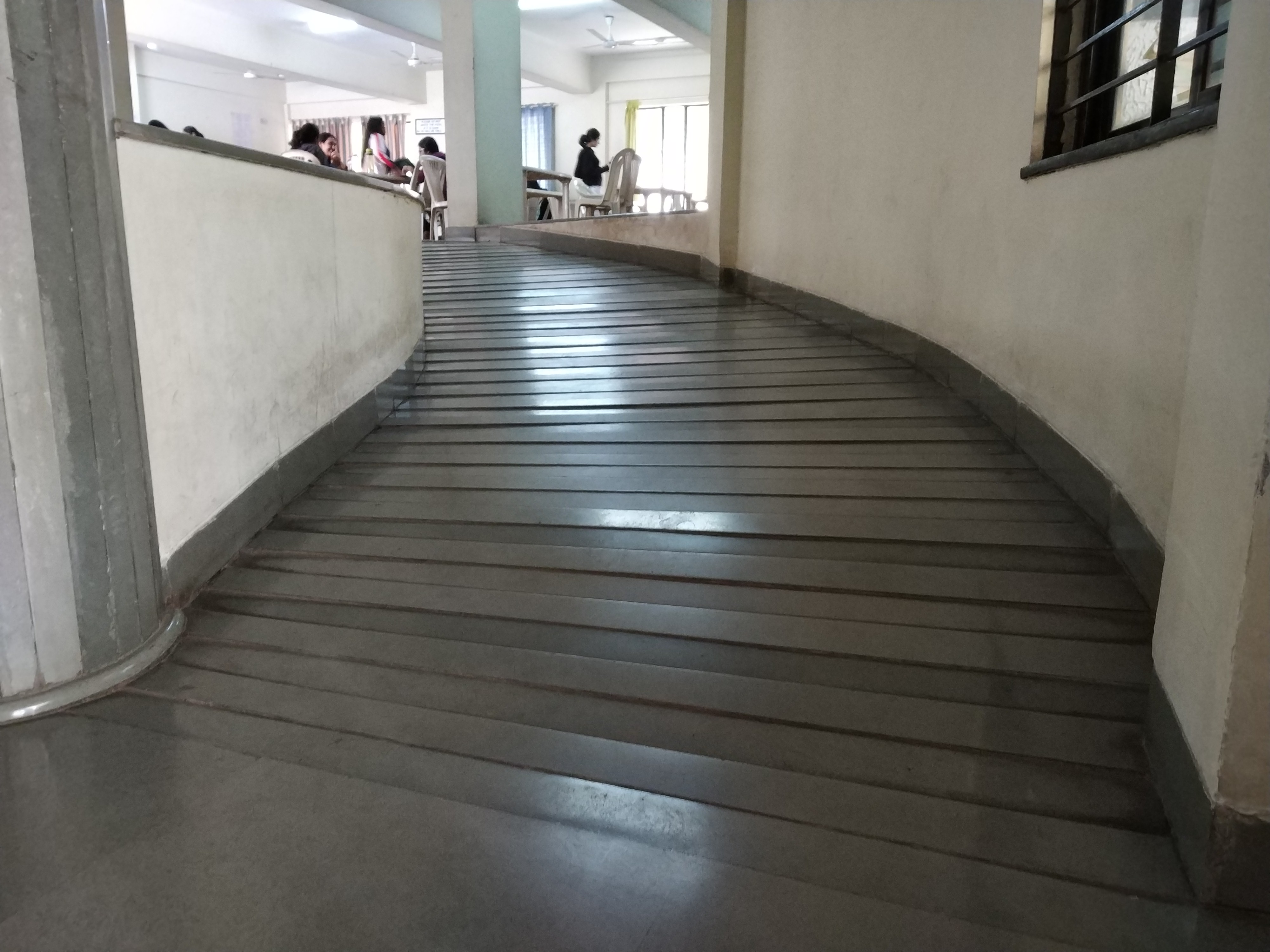 ILS LADIES HOSTEL INTERIOR  DISABLED FRIENDLY RAMP (6)