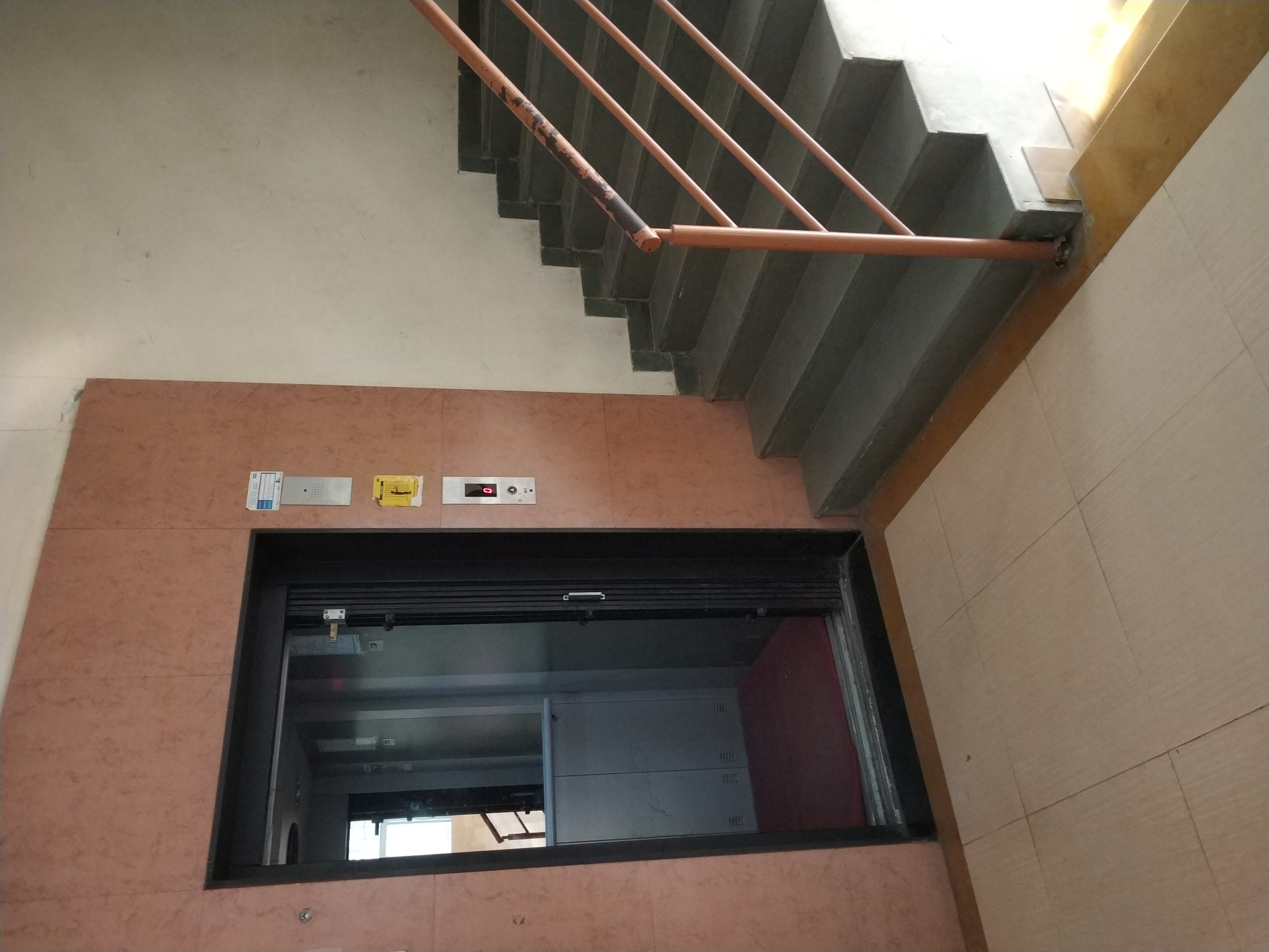 ILS LIFT AT GHARPURE LIBRARY (2)