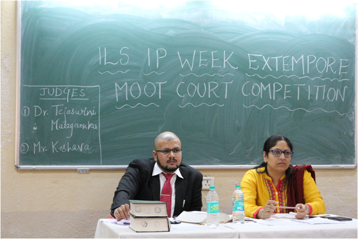 INTELLECTUAL PROPERTY RIGHTS (IPR) WEEK