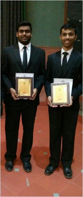 Winners of IPR Quiz