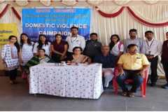 Campaign against Domestic Violence