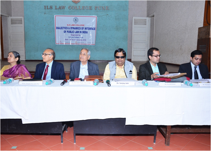 Session III-'Interface of Public Law with International Law'