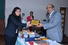 Best Speaker-Final Round- S. Pragya Narayan