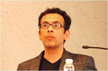 Dr. Rohas Nagpal