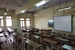 Hall No. 2  (Laxmi Bldg.) ICT-enabled