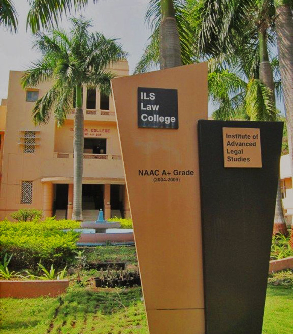 Home | ILS Law College - Established in 1924  Rated A+ by NAAC
