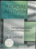 Judicial Activism in India