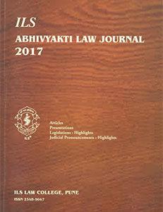 Abhivyakti Law Journal 2017